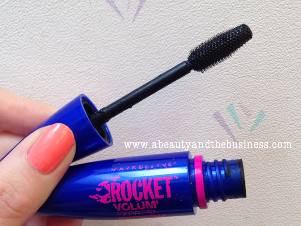 maybelline, maybelline mascara, maybelline rocket volume waterproof mascara, waterproof mascara, rocket volume mascara, rocket volume waterproof mascara