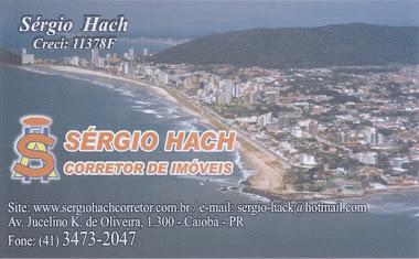 SÉRGIO HACH Corretor de Imóveis