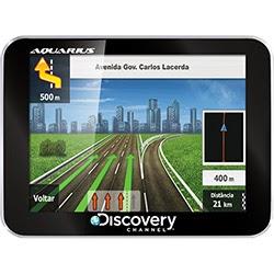 "GPS Automotivo Discovery 3,5"""