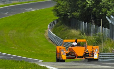 Caparo T1 at Nurburgring