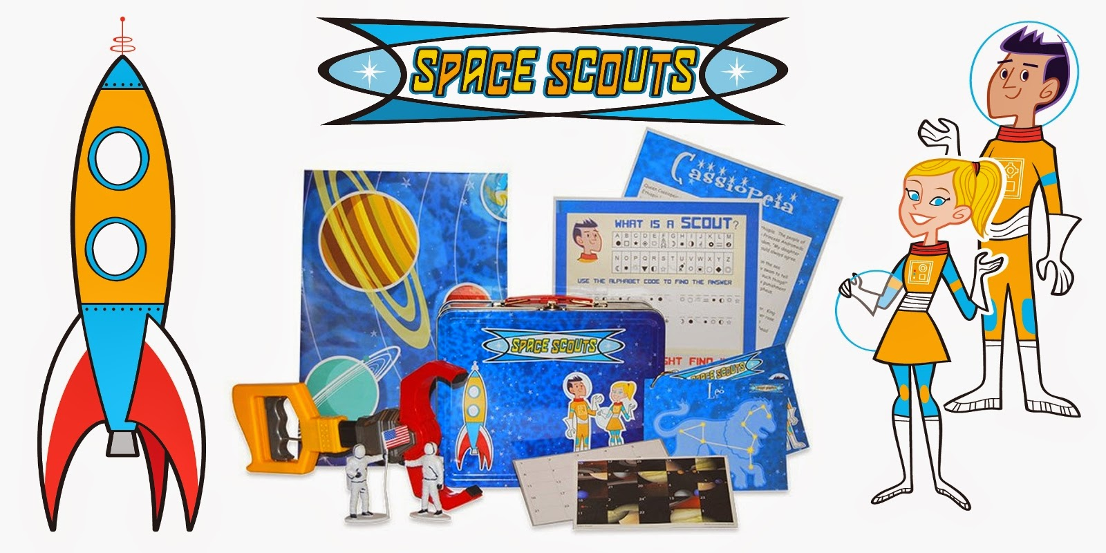 Space Scouts Subscription Box Review