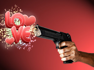 Love Handgun Wallpaper