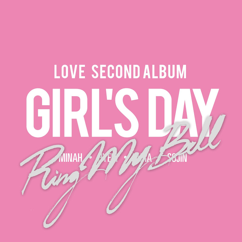 Girl's Day Love cover