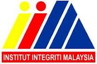 Jawatan Kerja Kosong Institut Integriti Malaysia (IIM)