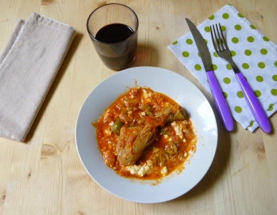 pollo di Mani, Peloponneso