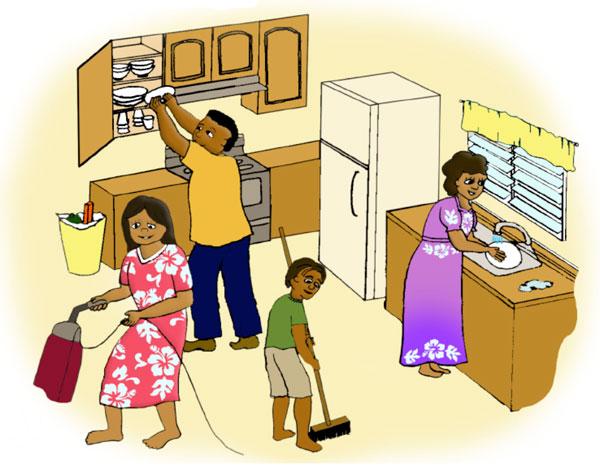Derechos y deberes de los ni os - Casa limpia y ordenada ...