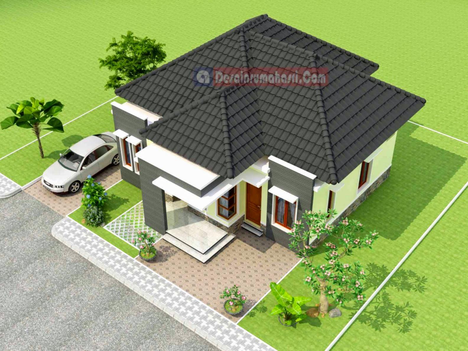 102 Gambar Rumah Minimalis Sederhana Tapi Mewah Gambar Desain