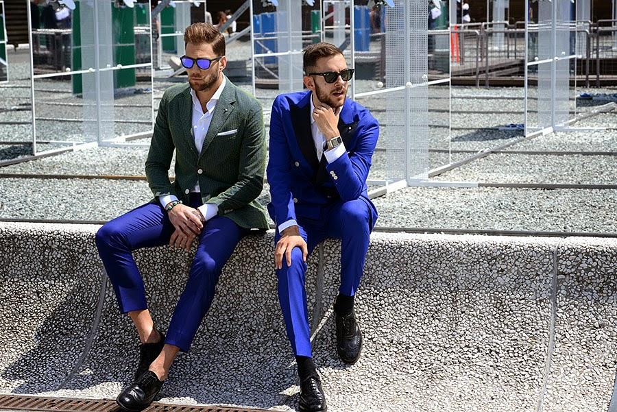 Milan fashion week ss 2015 men s street style Fashion week 2015 men s hairstyle