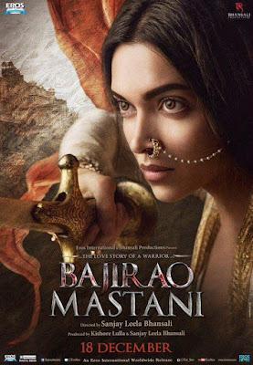 Bajirao Mastani Poster Deepika