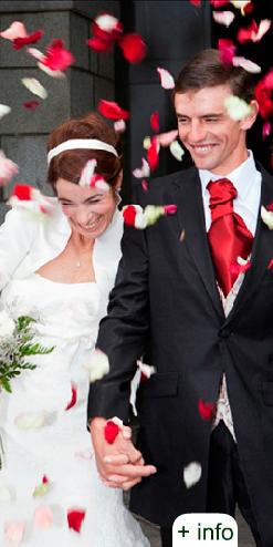 Fotografía en bodas