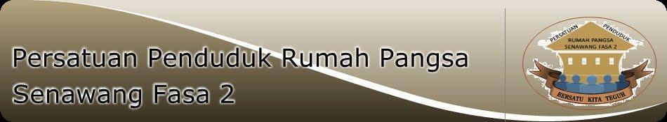 PERSATUAN PENDUDUK RUMAH PANGSA SENAWANG FASA 2