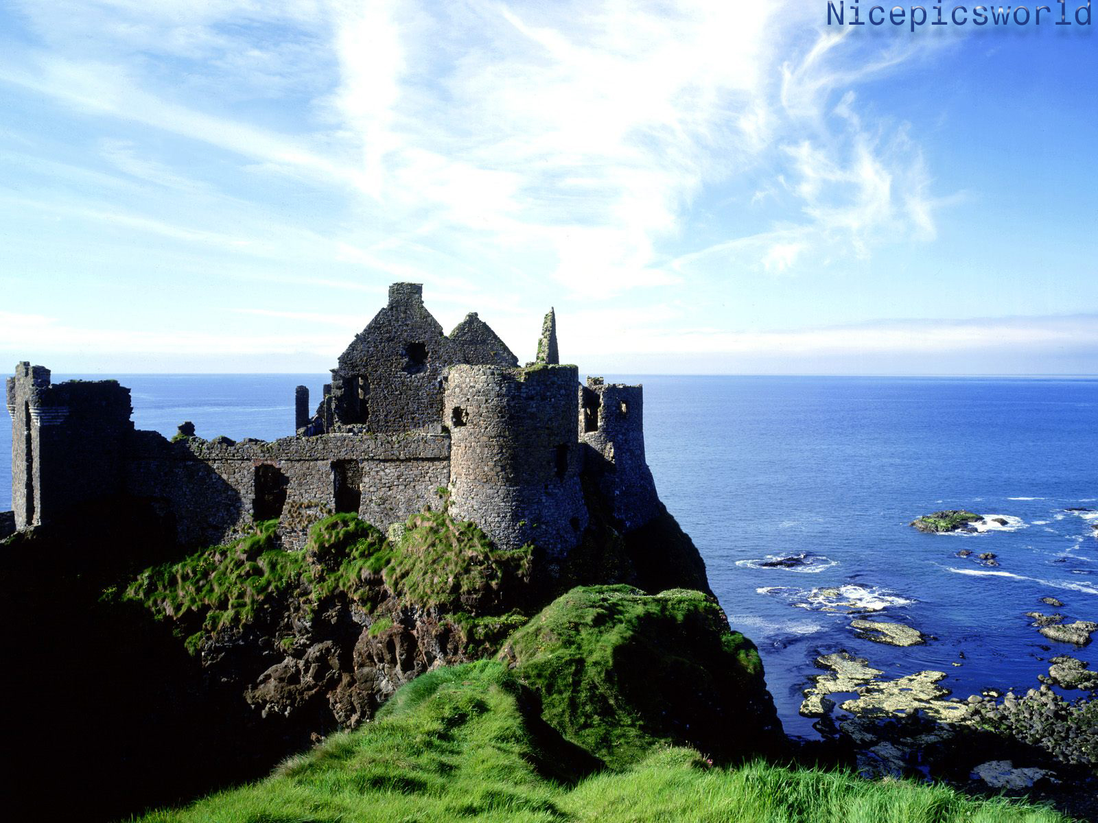 Pictures World: Irish Castle Nice wallpapers Ireland Castle Wallpaper