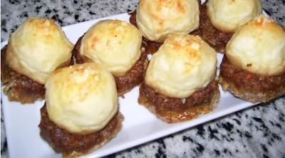 كفتة حسن باشا من المطبخ التركي 1