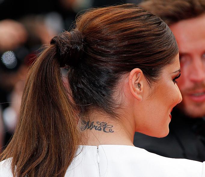 cheryl cole new tattoo