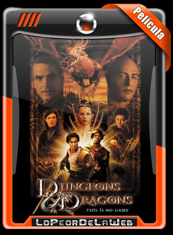 Dungeons & Dragons (2000) 720p H264 Mega