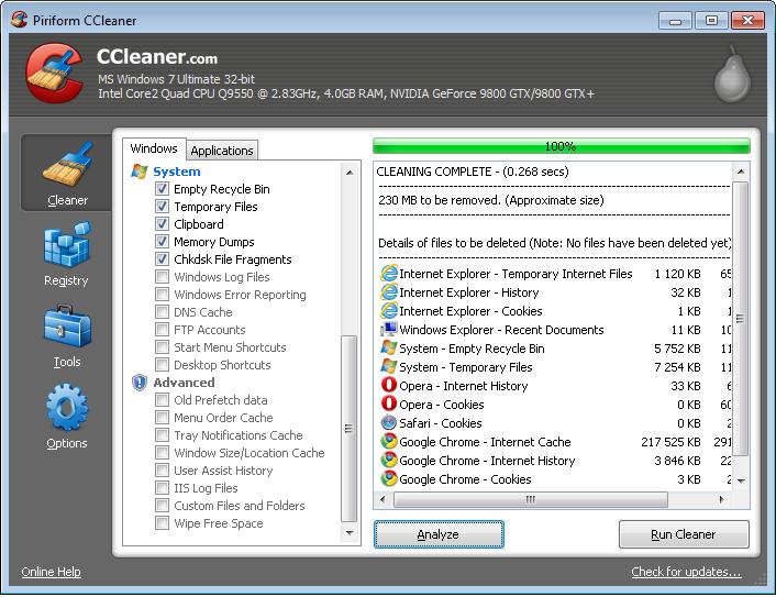سي كلينر تحميل CCleaner 4.13.4693
