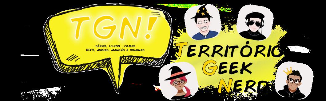 Território Geek Nerd