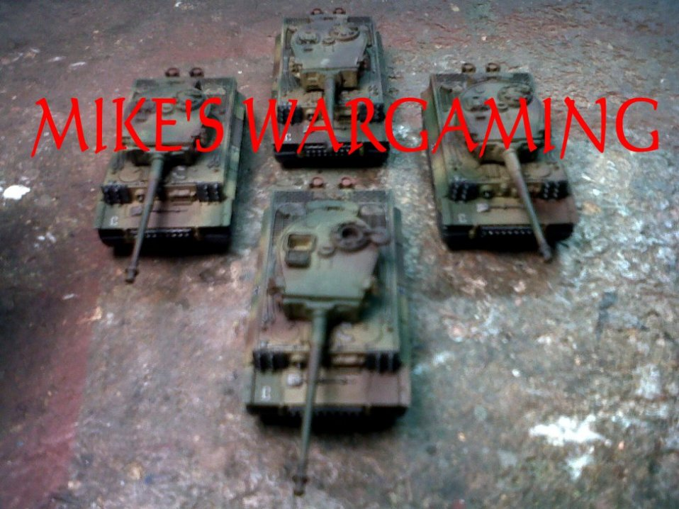 MIKE'S WARGAMING
