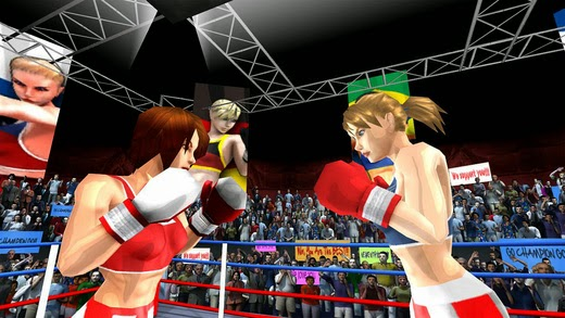 Woman Fists For Fighting WFx3 Gameplay IOS / Android