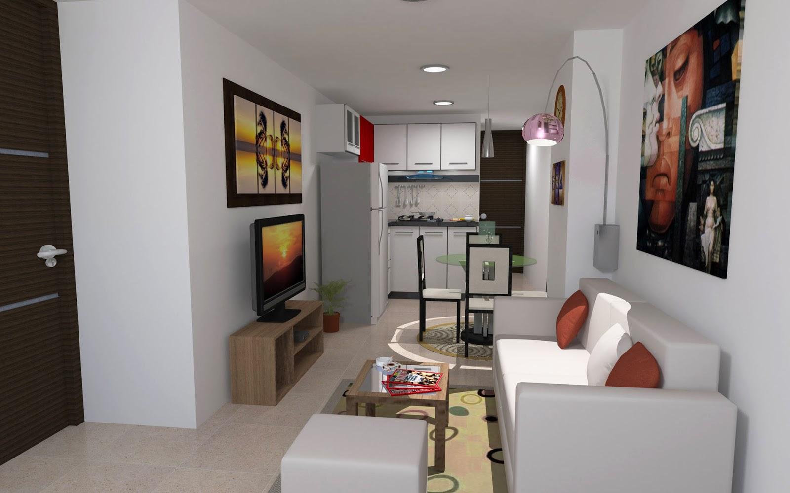 Palmeto real dise o calidad y confort for Cocinas para apartaestudios