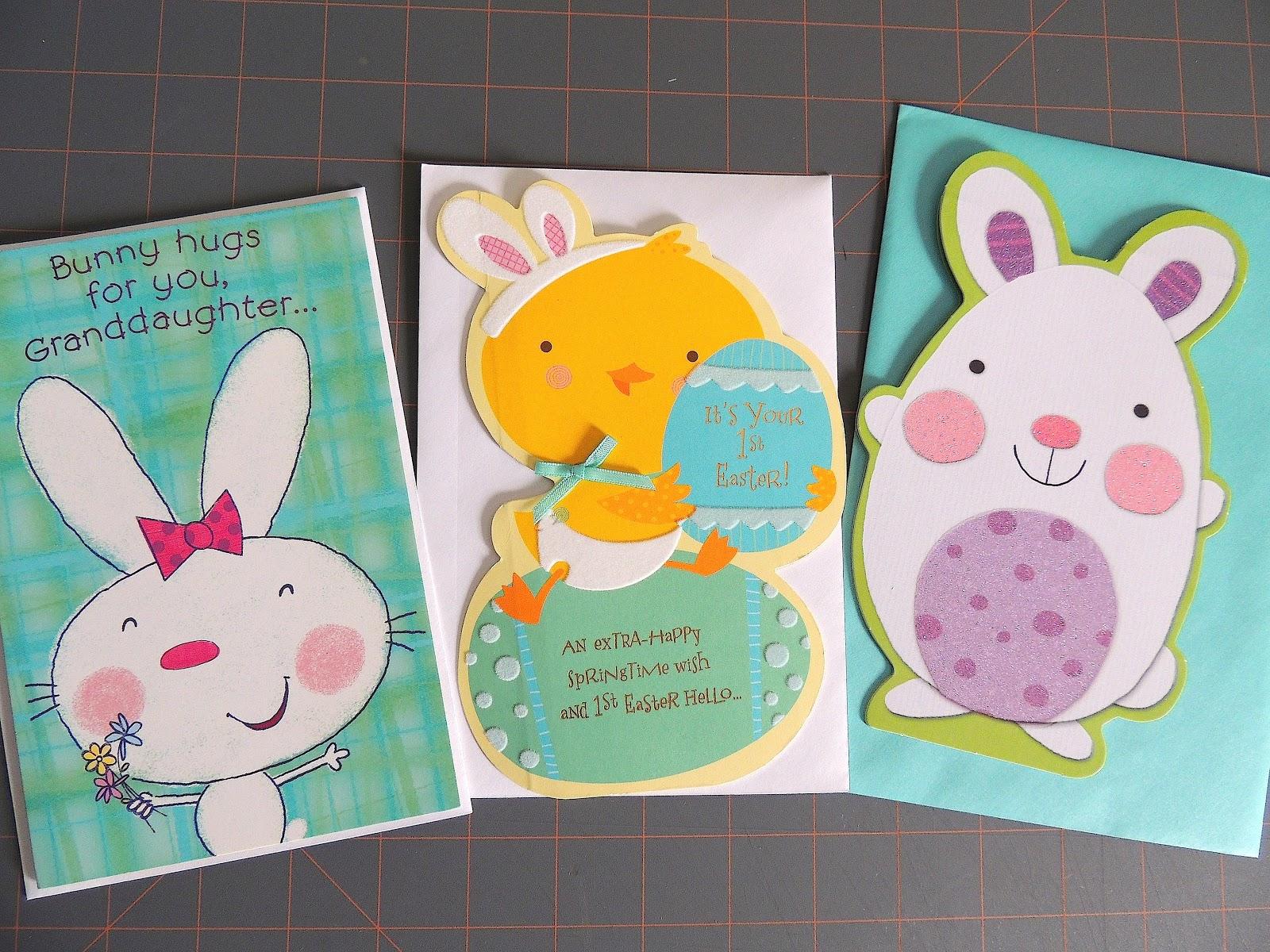 P Little Studio Easter Cards For Kids