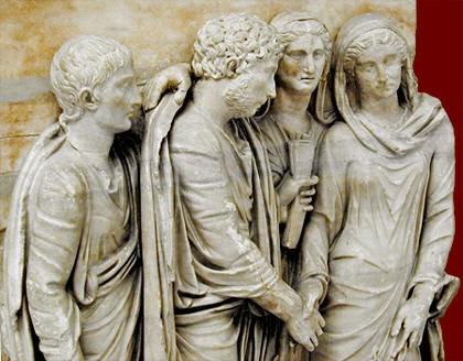 Matrimonio en Roma