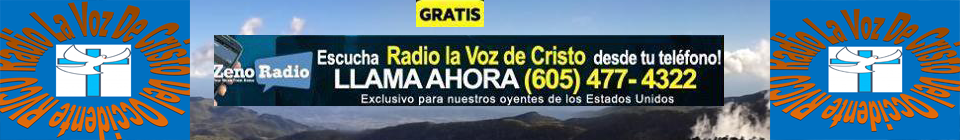 radio la voz de cristo del occidente