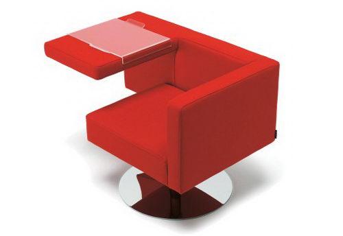 Unique Chair Table Design, Unique Chair Design, Unique Table Design, Simple Chair Design, Chair design idea, design idea, contemporist chair design, modern chair design
