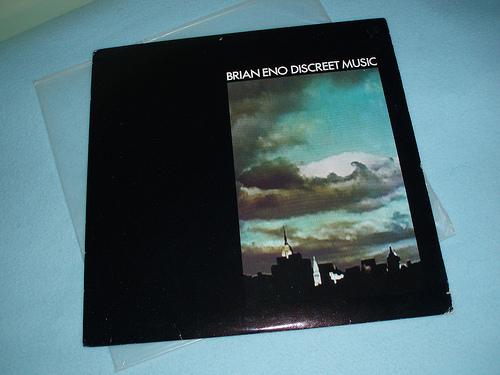 Brian Eno - Discreet Music by isamizdat