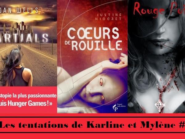 [RDV] Les tentations de Karline et Mylène #1