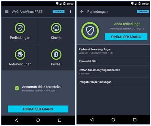 Scaciati Antivirus Dlya Android