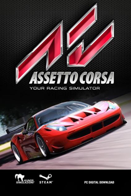 احدث العاب السباقات الممتعة Assetto Corsa نسخة كاملة مجانا وحصريا تحميل مباشر Assetto+Corsa