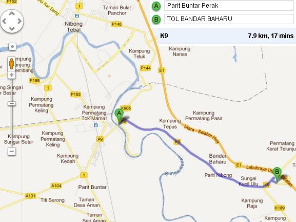 Parit Buntar Malaysia  city photo : ... parit buntar homestay peta 1600 x 1200 jpeg 449kb parit buntar 5 minit