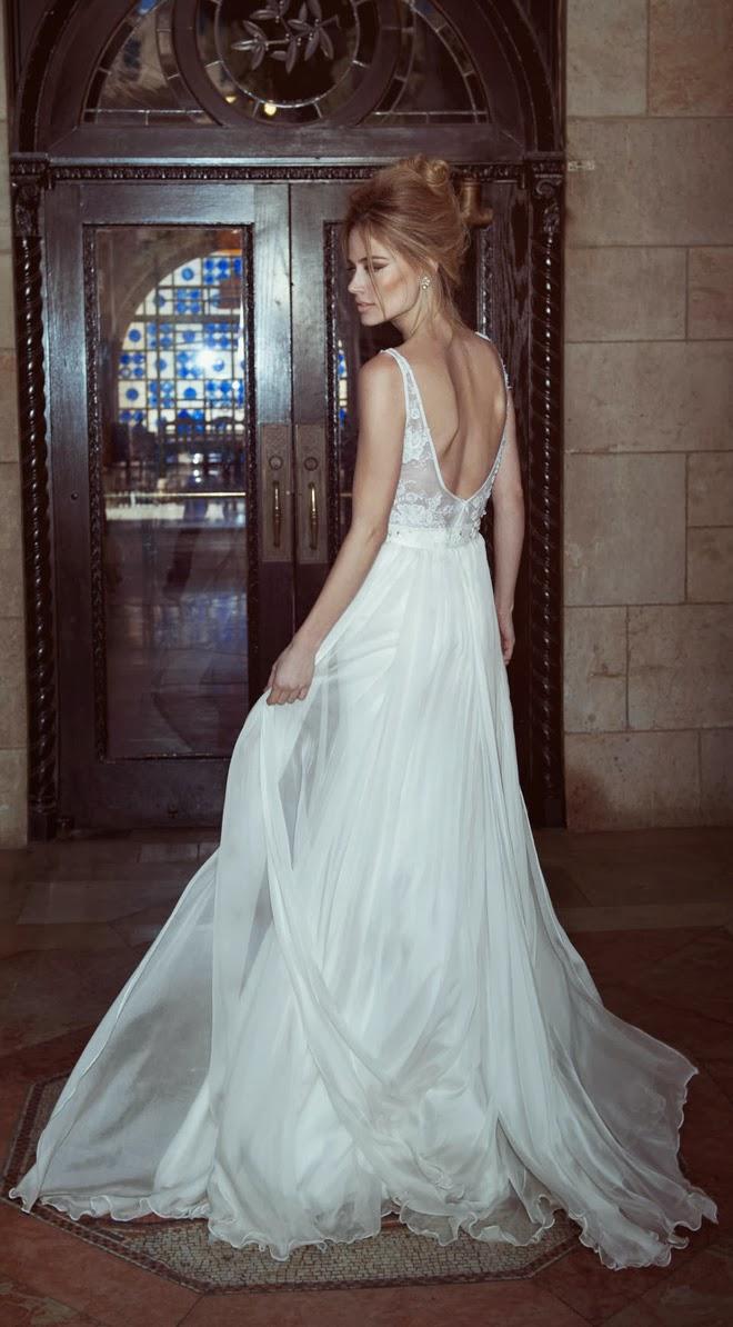 Tal Kahlon 2013 Bridal Collection | Fashion Shared