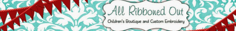 All Ribboned Out Children's Clothing Boutique!