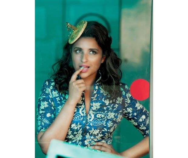 Parineeti Chopra Sizzling New Photo Shoot
