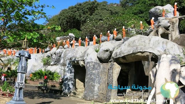 معبد كهف دامبولا سيريلانكا