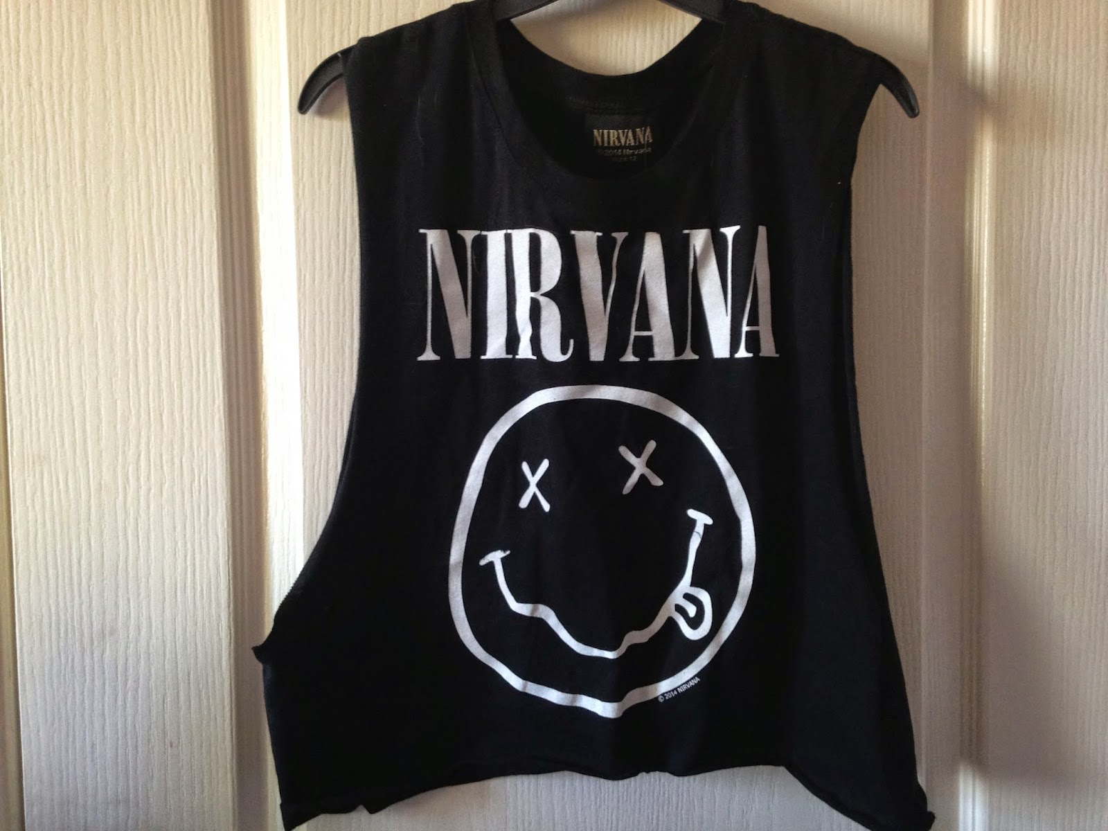 Primark Nirvana Crop Top