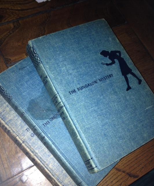 Vintage Nancy Drew - my real life adventure!