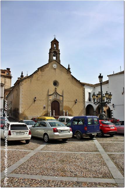 Iglesia Ntra. Sra. de la Paz, La Puebla de Montalban