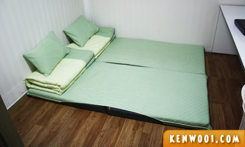 namsan guest house bed