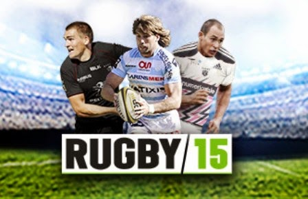 Rugby 2015 PC Game full
