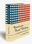 """American Food Writing"""