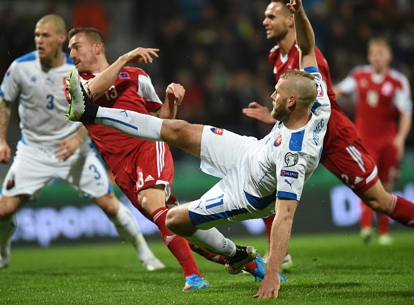 Highlights Slovakia 1 – 0 Czech Republic (Friendly)