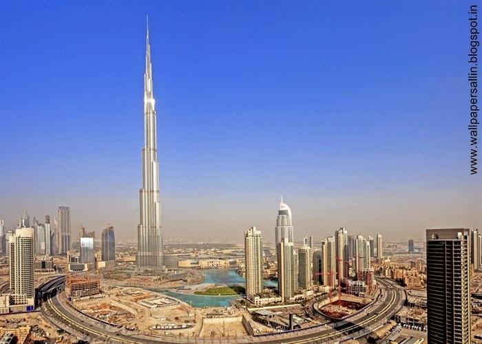 burj khalifa dubai image