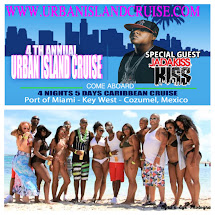 "DELLWAY TRAVEL 4TH ANNUAL""URBAN ISLAND CRUISE"" EVENT WITH SPECIAL GUEST JADAKISS"