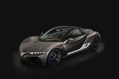 CAR: Yamaha Sports Ride Concept - Another Scoop of iStream, Automotifblog.com