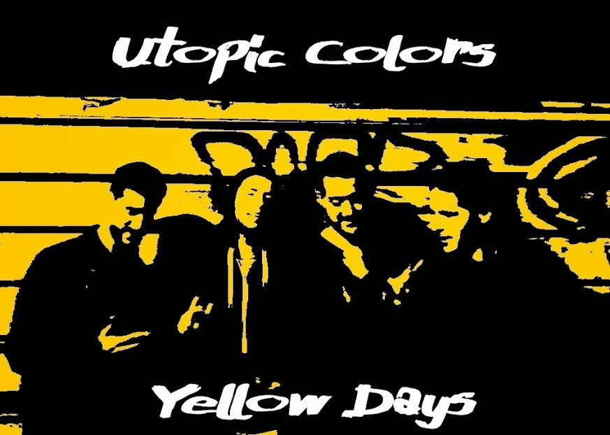 Utopic Colors Yellow Days  EP