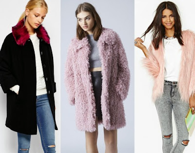 In the Pink Faux Fur image