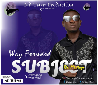 Download: Subject – Way Forward Mp3